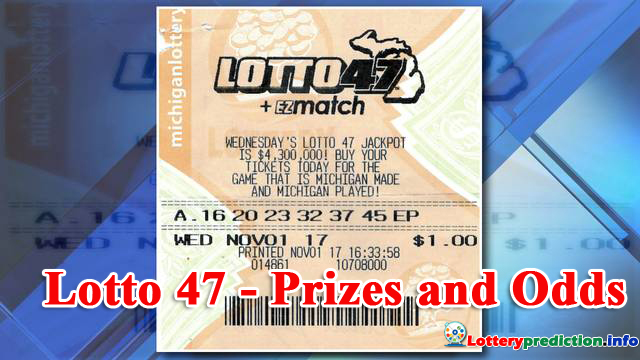 Lotto 47 - Prizes and Odds - What is the Lotto 47?